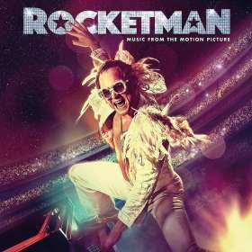 Filmmusik: Rocketman, CD
