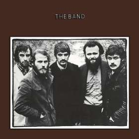 The Band: The Band (50th Anniversary) (Remastered), CD
