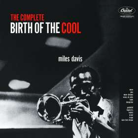 Miles Davis (1926-1991): The Complete Birth Of The Cool, CD