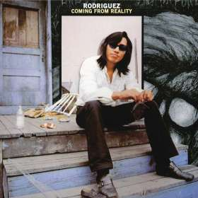 Rodriguez: Coming From Reality, CD