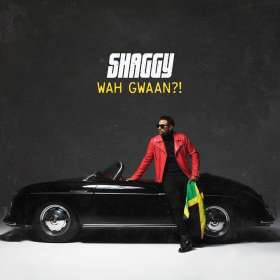 Shaggy: Wah Gwaan?!, CD
