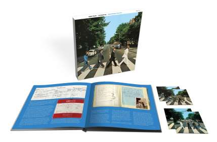 The Beatles: Abbey Road - 50th Anniversary (Limited Edition), 3 CDs