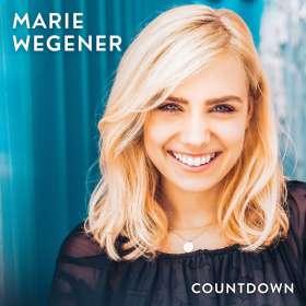 Marie Wegener: Countdown, CD