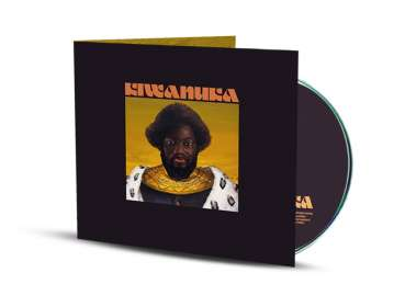 Michael Kiwanuka: KIWANUKA, CD
