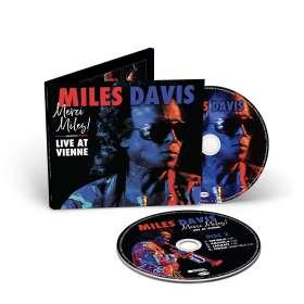 Miles Davis (1926-1991): Merci Miles! Live At Vienne, CD