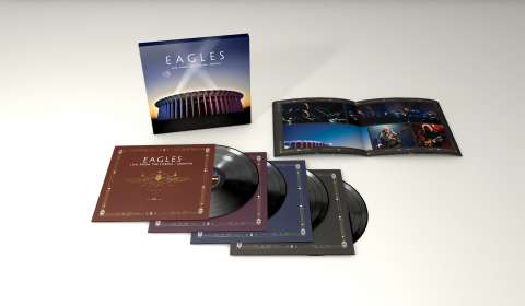 Eagles: Live From The Forum MMXVIII (180g), LP