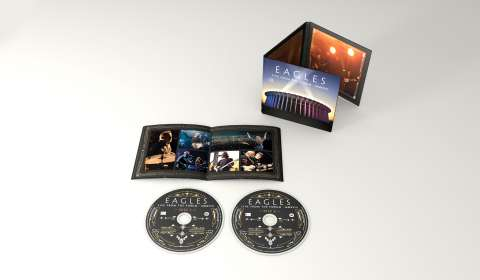 Eagles: Live From The Forum MMXVIII, CD