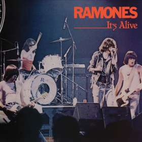 Ramones: It's Alive (Limited Numbered 40th Anniversary Edition) (180g), LP