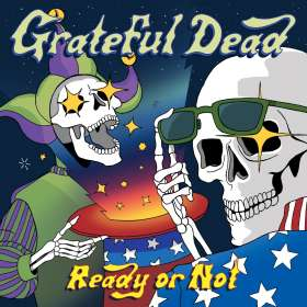 Grateful Dead: Ready Or Not, CD