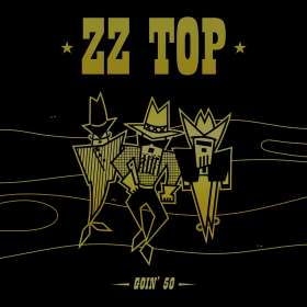 ZZ Top: Goin' 50, 3 CDs
