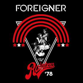 Foreigner: Live At The Rainbow '78, CD