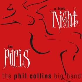 Phil Collins: A Hot Night In Paris (Remastered), CD