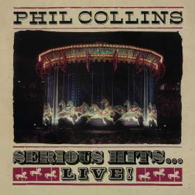 Phil Collins: Serious Hits...Live! (Remastered), CD