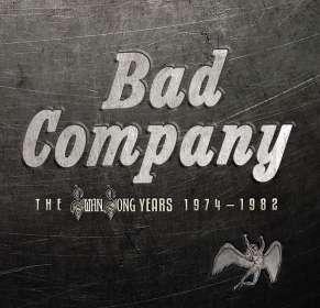 Bad Company: Swan Song Years 1974-1982, 6 CDs