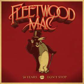 Fleetwood Mac: 50 Years - Don't Stop, 5 LPs