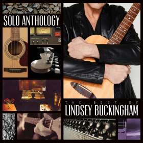 Lindsey Buckingham: Solo Anthology:The Best Of Lindsey Buckingham, CD