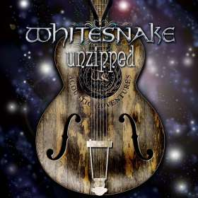 Whitesnake: Unzipped, CD