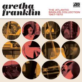 Aretha Franklin: The Atlantic Singles Collection 1967 - 1970, 2 CDs
