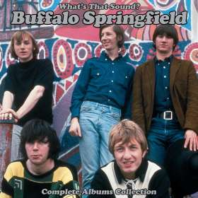 Buffalo Springfield: What's That Sound ? (Complete Albums Collection), 5 CDs