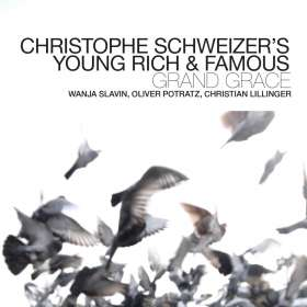 Christophe Schweizer (geb. 1968): Grand Grace, CD