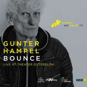 Gunter Hampel (geb. 1937): Bounce, CD