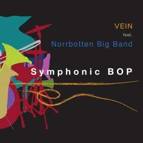 Vein Feat. Norrbotten Big Band: Symphonic Bop, CD