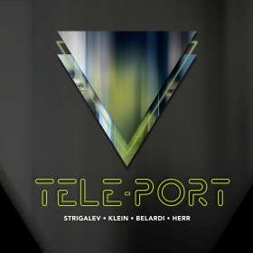 Tele-Port: Tele-Port, CD