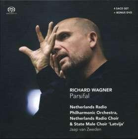 Richard Wagner (1813-1883): Parsifal, 4 SACDs