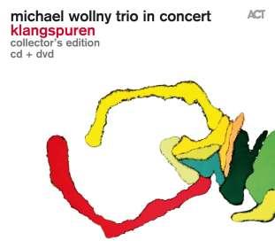 Michael Wollny (geb. 1978): Klangspuren (Collector's Edition), CD