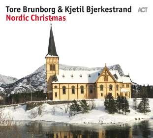 Tore Brunborg & Kjetil Bjerkestrand: Nordic Christmas, CD