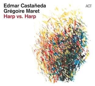 Edmar Castaneda & Gregoire Maret: Harp Vs. Harp, CD