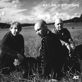 E.S.T. - Esbjörn Svensson Trio: e.s.t. Live In Gothenburg (180g) (Limited Numbered Edition), LP
