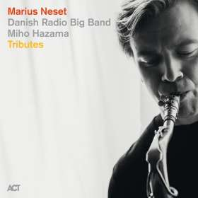 Marius Neset (geb. 1986): Tributes, CD