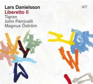 Lars Danielsson (geb. 1958): Liberetto II (180g), LP