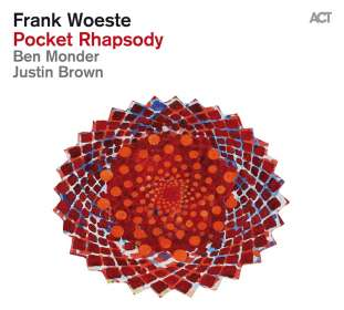 Frank Woeste (geb. 1976): Pocket Rhapsody, CD