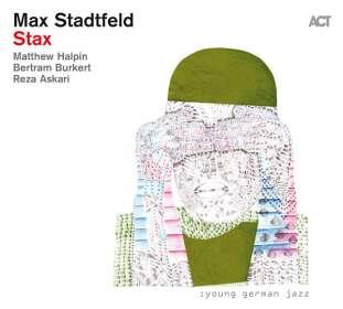 Max Stadtfeld: Stax, CD