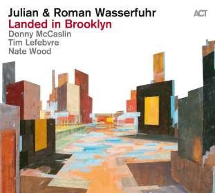Julian Wasserfuhr & Roman Wasserfuhr: Landed In Brooklyn, LP