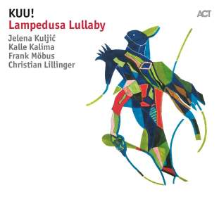KUU!: Lampedusa Lullaby, CD