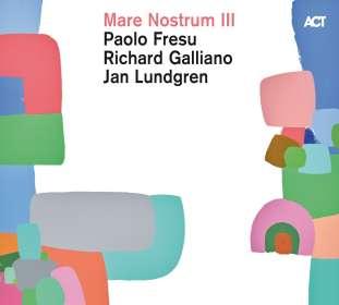 Paolo Fresu, Richard Galliano & Jan Lundgren, Diverse