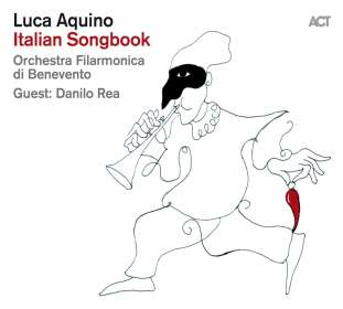 Luca Aquino: Italian Song Book, CD