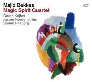 Majid Bekkas (geb. 1957): Magic Spirit Quartet, CD