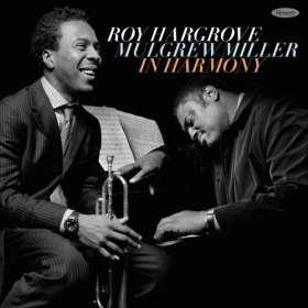 Roy Hargrove & Mulgrew Miller: In Harmony, CD
