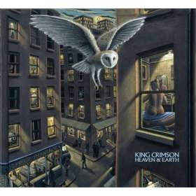 King Crimson: Heaven And Earth (1997 - 2008) (Limited-Edition), 18 CDs