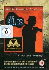 The Blues Collection (Martin Scorsese Presents The Blues) (UK Import), DVD