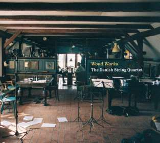 Danish String Quartet - Wood Works, CD