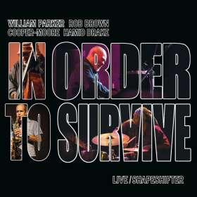 William Parker (geb. 1952): Live: Shapeshifter, 2 CDs