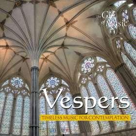 Sospiri - Vespers, CD