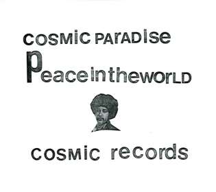 Michael Cosmic & Phill Musra: Peace In The World / Creatorspaces, 3 CDs