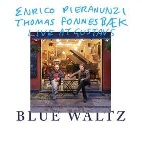 Fonnesbæk, Thomas / Pieranunzi, Enrico: Blue Waltz, CD