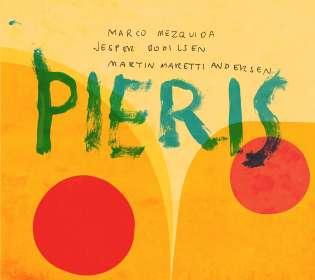 Pieris (Marco Mezquida, Jesper Bodilsen & Martin Andersen): Pieris, CD